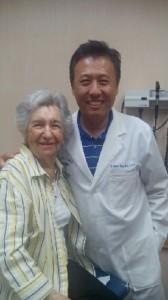 Sylvia & Dr. Ting